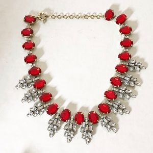 J Crew showstopper Large Statement necklace